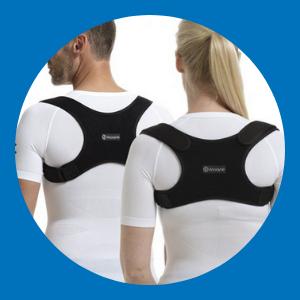 Bandager og holdningskorrigerende udstyr